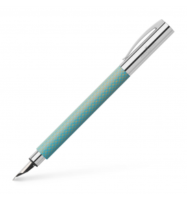 Ambition Opart Fountain Pen, Sky Blue