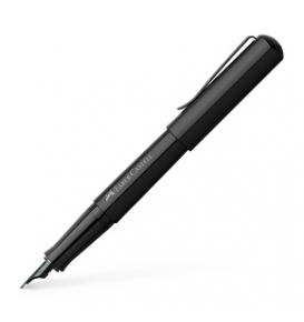 Hexo Fountain Pen, Black