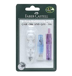 Correction Tape Refill Set QAR / QJR 506 / QDR 506