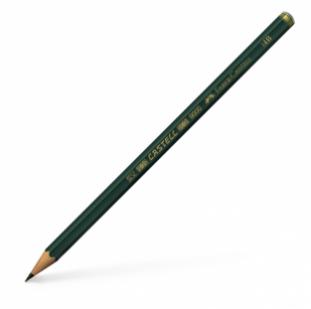 Castell 9000 Graphite Pencil, 4B