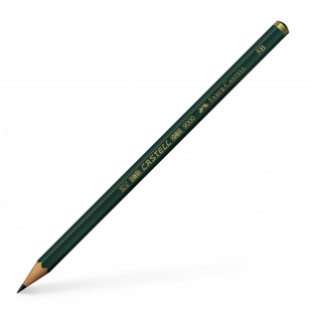 Castell 9000 Graphite Pencil, 5B