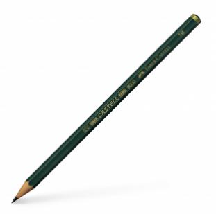 Castell 9000 Graphite Pencil, 7B