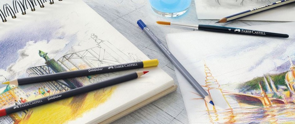 Draw and paint like a pro: New Creative Studio range