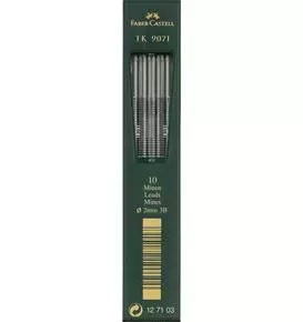 10-Pieces Lead, 2mm Tip, 3B
