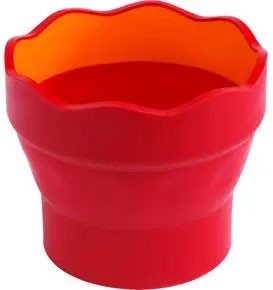 Clic & Go Water Cup, Red
