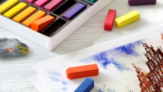 Create more beautiful art with Soft Pastel