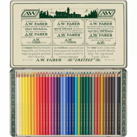 36-Pieces 111th Anniversary Polychromos Limited Edition Colour Pencil