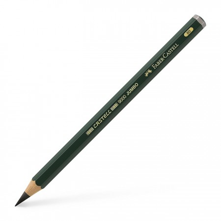 Castell 9000 Jumbo Graphite Pencil, 8B