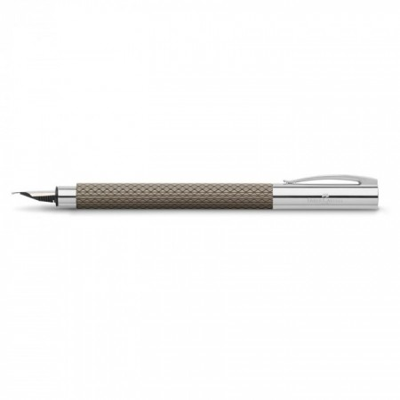 Ambition OpArt Black Sand Fountain Pen, Medium