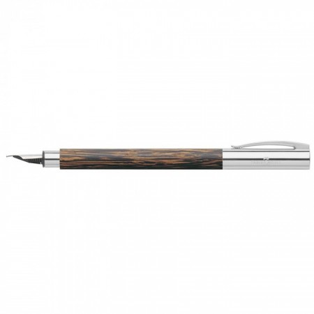 Ambition Coconut Fountain Pen, Medium